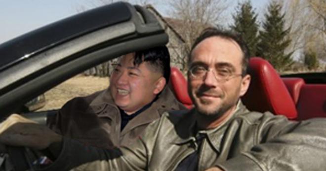 Stéphane-Gendron Kim-Jong-un