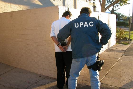 upac-arrestation