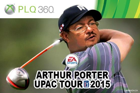 Golf Porter