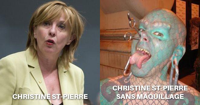 Christine St-Pierre PLQ