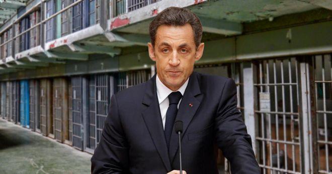 Nicolas Sarkozy Prison