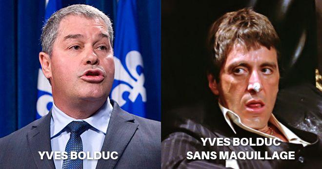 Yves Bolduc PLQ