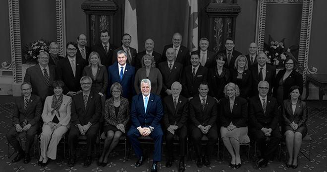 couillard-bolduc-ministres