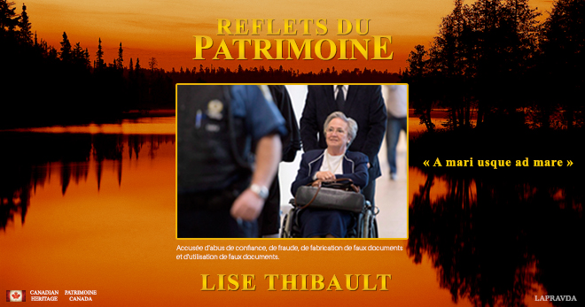 Reflet du Patrimoine - Lise Thibault